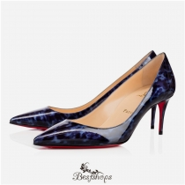 Decollete 554 100mm Night Patent Leather BSCL117569