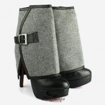 Armony 140mm Ankle Boots Grey BSCL5810531