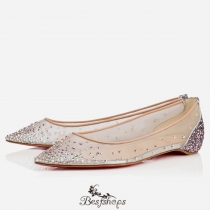 Follies Strass Flat  Version Ronsard Strass BSCL817400