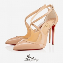 Crissos 100mm Doudou Patent Leather BSCL900167