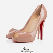 Very Prive 120mm Nude Patent  BSCL855744