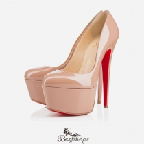 Victoria 160mm Nude Patent leather4 BSCL098773