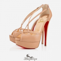 Madalena 150mm Nude Leather BSCL816599