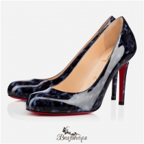 Simple Pump 100mm Night Patent Leather BSCL178520