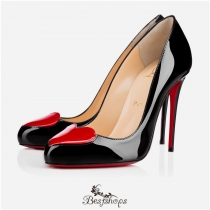 Doracora 100m Black Red Patent Leather BSCL199877