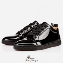 Gondoliere Women Flat Black Patent Leather BSCL817719