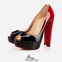 Altanana 140mm Black Red Patent Leather BSCL805641