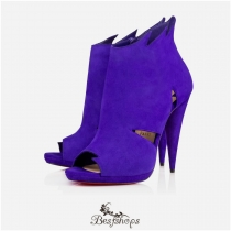 Belfeconica 120mm Blue Pop Suede BSCL226378