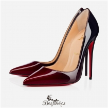 So Kate 120MM Carmin Night Patent Leather BSCL571132
