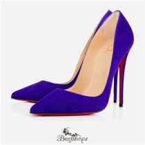 So Kate 120mm Purple Pop Suede BSCL571332