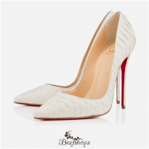 So Kate 120mm White Python Soft BSCL827932
