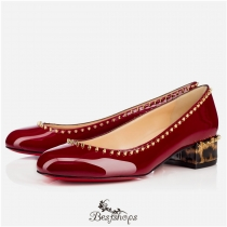 Treliliane 30mm Carmin Patent Leather BSCL716632