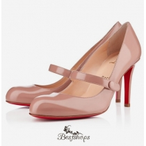 Wallis 80mm Pumps Nude BSCL716492