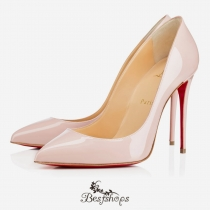 Pigalle Follies 100mm Pink Patent Leather BSCL889044