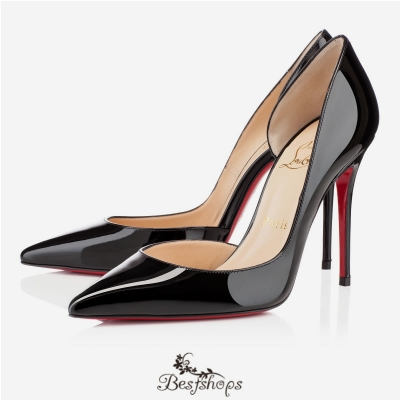 100mm Iriza Pumps Black BSCL495201