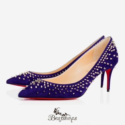 Iriza 70mm Encre Patent Leather BSCL882016
