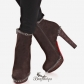 Figurina 120mm Ankle Boots Brown BSCL8317331