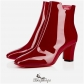 Tiagadaboot 70mm Carmin Patent Leather BSCL811442