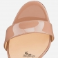 Sova Heel 100mm Nude Patent Leather BSCL817100