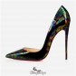 Iriza 120mm Black Patent Leather BSCL114268